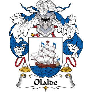 Olalde Family Crest