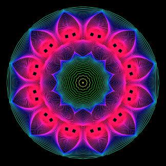 Flower Dance Mandala