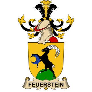 Feuerstein Family Crest