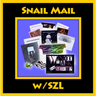 Snail Mail w/SZL