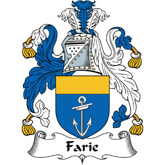 Farie Family Crest