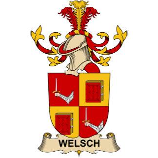 Welsch Coat of Arms