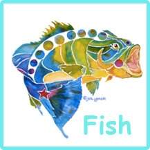 FISH, Freshwater and Saltwater