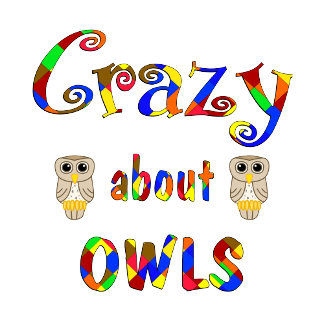 Crazy About Owls