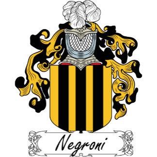 Negroni Family Crest