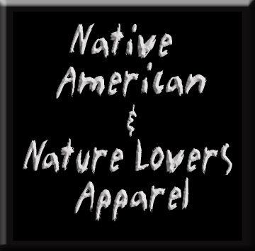 Native American & Green Apparel