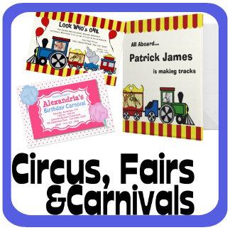 Circus, Fairs & Carnivals