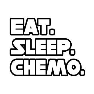 Eat. Sleep. Chemo.