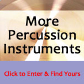 More Percussion Instruments