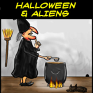 Halloween & UFO's