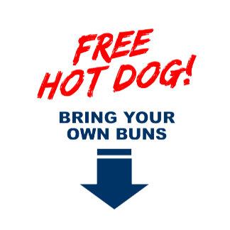 Free Hotdog!