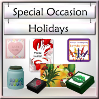 Holidays, Events, Occasions, Party