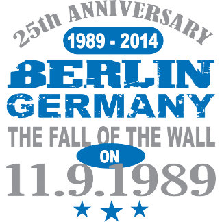 Berlin Wall 25 Year Anniversary