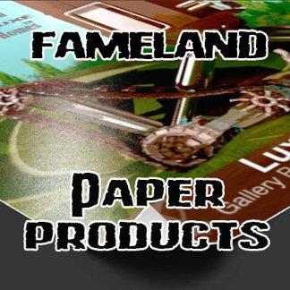 fameland paper products