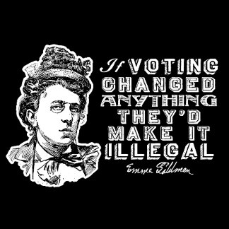 Goldman on Voting