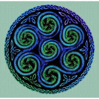 Dragon Seven Spirals