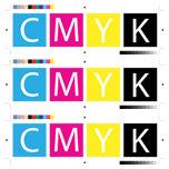 CMYK PrePress PreMedia Process Colors