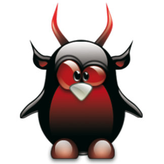 Demon Tux