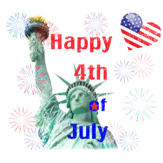 Happy 4th of July with Love
