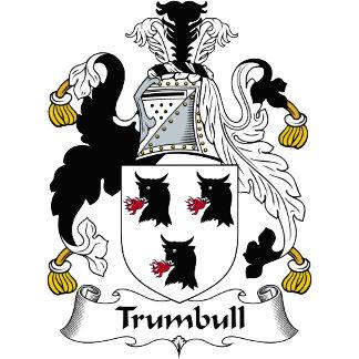 Trumbull Family Crest