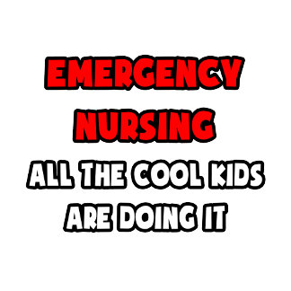 Funny Emergency Nurse Shirts and Gifts