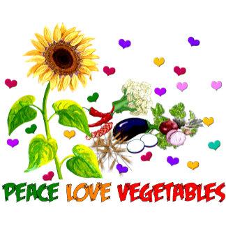 Peace Love Vegetables