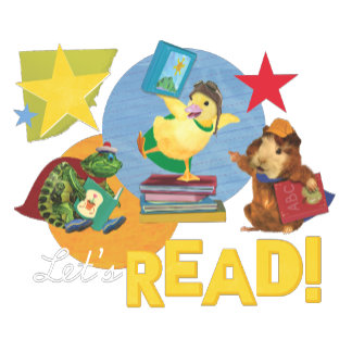 The Wonderpets - Let's Read!
