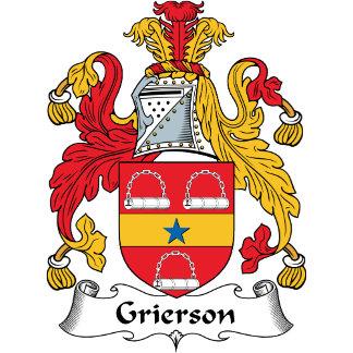 Grierson Family Crest