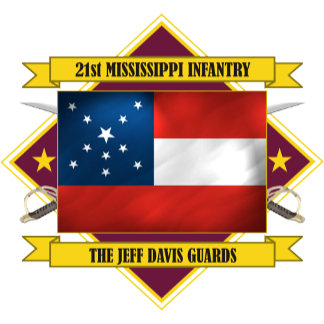 "21st Mississippi Infantry ""Jeff Davis Guards"""