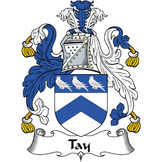 Tay Family Crest