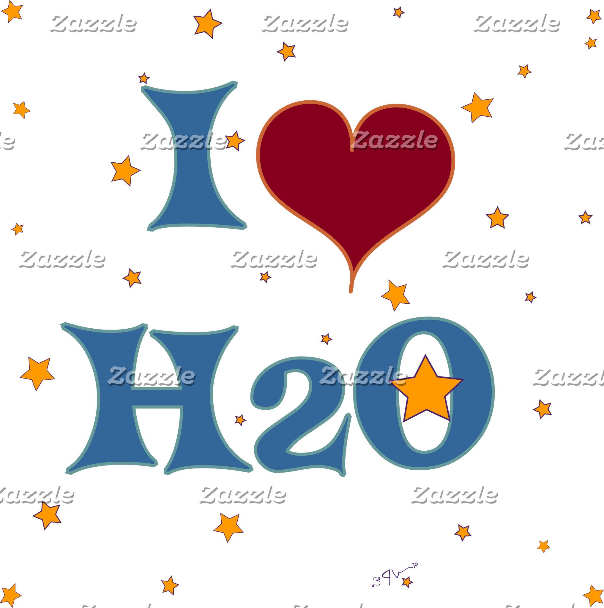 I Heart H2O