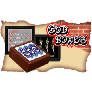 God Boxes-Medallion Boxes
