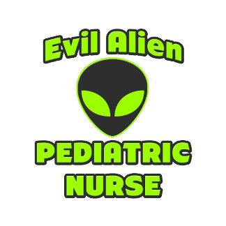 Evil Alien Pediatric Nurse