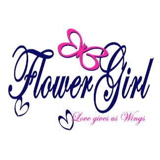 Flower Girl/ Pink