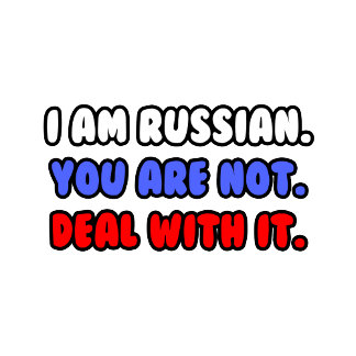 Deal With It .. Funny Russian