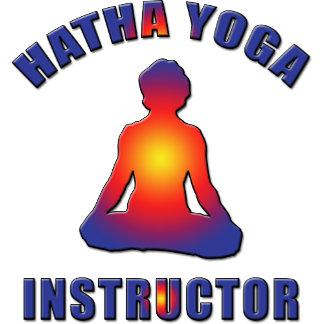 Hatha Yoga Instructor T-Shirt Gift Cards