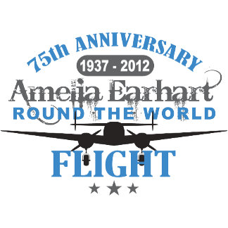 Historic Amelia Earhart Aviator