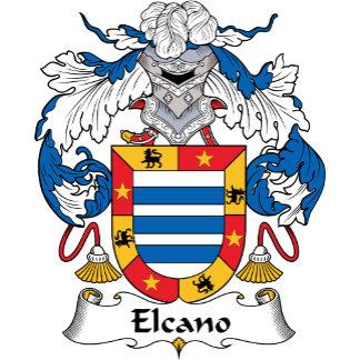 Elcano Family Crest