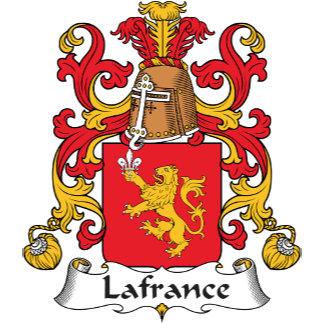 Lafrance Family Crest