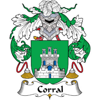 Corral Family Crest