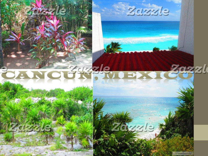 CANCUN COLLAGE 11