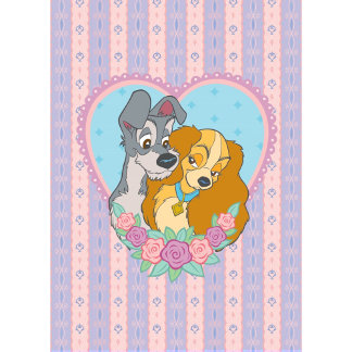 Lady and the Tramp Valentine