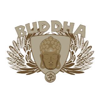 Buddha Winged Emblem