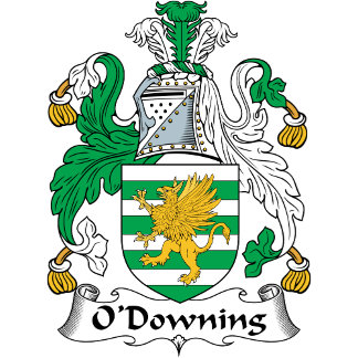 O'Downing Coat of Arms