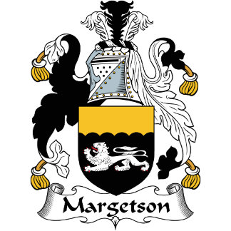 Margetson Coat of Arms