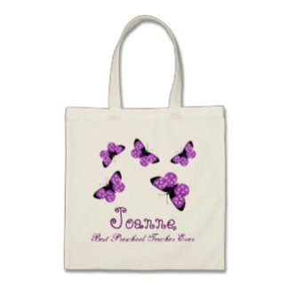 TOTE BAGS for Teacher