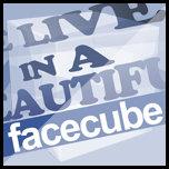 Beautiful Facecube