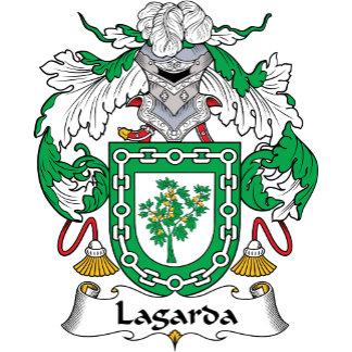 Lagarda Family Crest