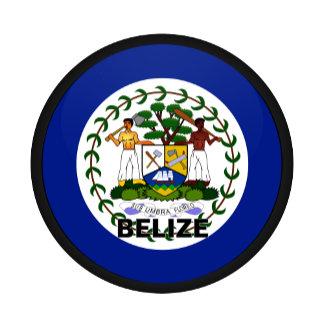 Belize Roundel quality Flag