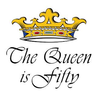 50th birthday Queen I